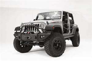 Lifestyle Front Winch Bumper