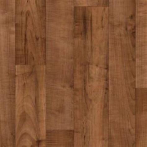 vinyl plank flooring armstrong armstrong take home sle caspian ii plus resona walnut vinyl plank flooring 6 in x 9 in