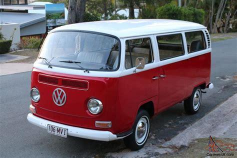 volkswagen bus 1970 1970 volkswagen kombi transporter microbus deluxe in noosa