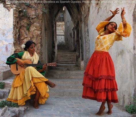 spanish gypsies gypsy gitanas spain russian cigana acting classify woman andalucia romani deviantart danca prints yahoo guardado desde