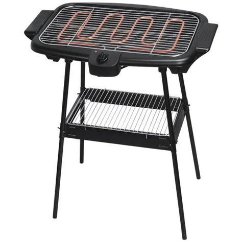 barbecue electrique sur pied interieur et exterieur achat vente barbecue barbecue electrique