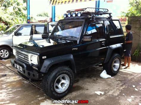 Modifikasi Mobil Taft Badak by Pin Daihatsu Taft Badak Mobil Bekashargajualbelibursa