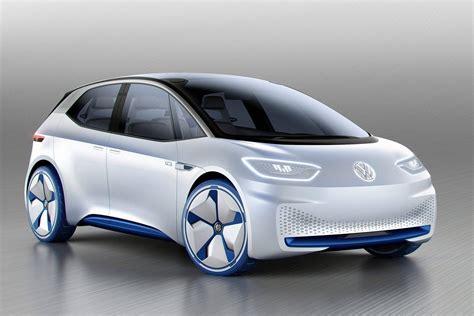 Volkswagen Id Concept 2018