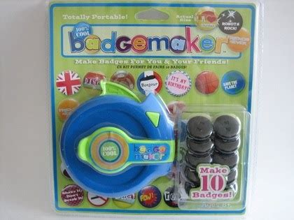 Sewing And Crafting With Sarah 100% Cool Badge Maker Review
