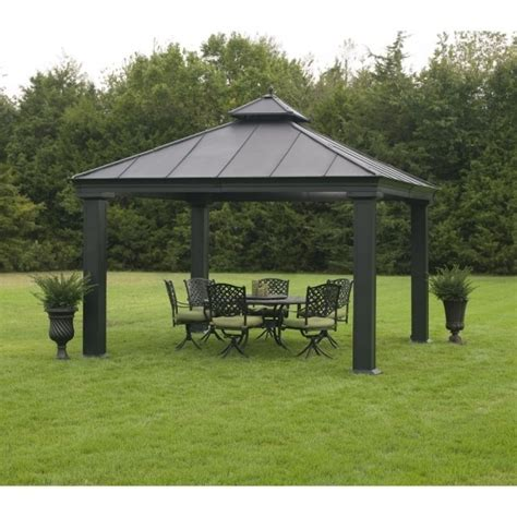 lowes gazebo excellent replacement canopies for gazebos
