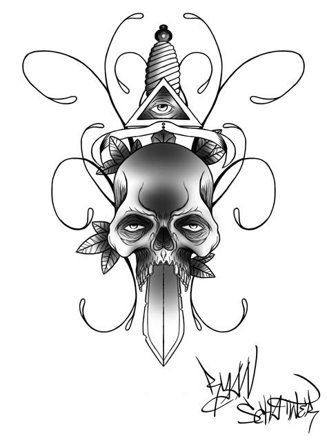 Snake Skull Drawing at GetDrawings.com   Free for personal use Snake Skull Drawing of your choice