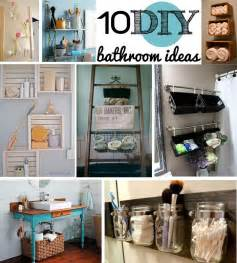 ideas on how to decorate a bathroom 10 diy bathroom decor ideas