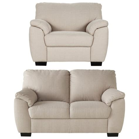 2 Seater Sofa Argos by Buy Argos Home Fabric 2 Seater Sofa And Chair
