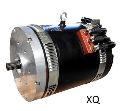 DC traction motors for forklift