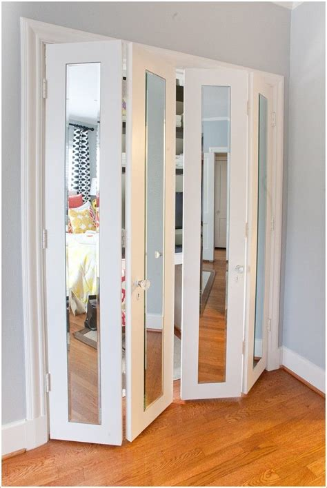 mirror folding closet doors mirror bifold closet doors my bedroom in 2019 mirror