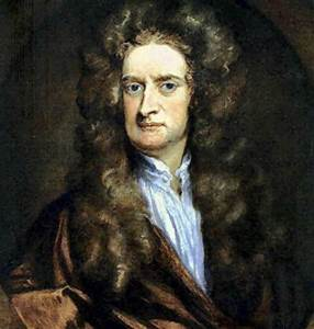Isaac Newton - aprendeconenergia