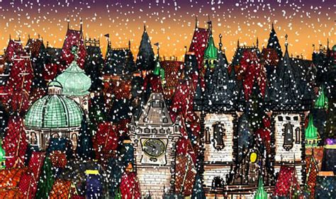 christmas tree light up puzzle christmas puzzle can you spot the christmas tree in this 8257