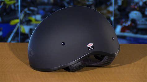 Bell Helmets Pit Boss Sport Motorcycle Half Helmet Review
