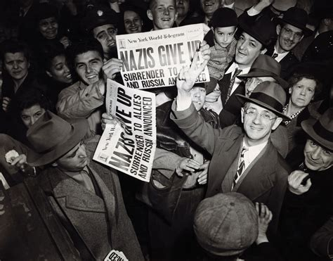 When and How Did World War II End?
