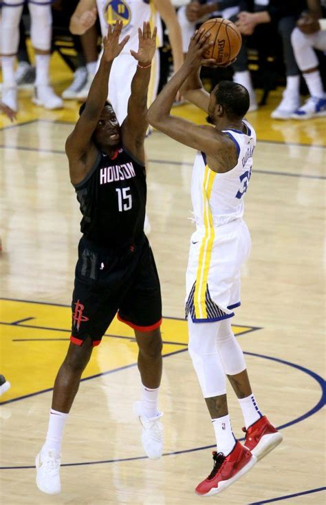 Live playoff updates: Warriors, Rockets battling in tight ...