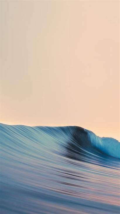 Simple Minimal Wave Rolling Iphone Ag48 Plus
