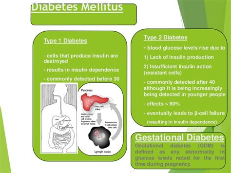 diabetes mellitus overview  treatments