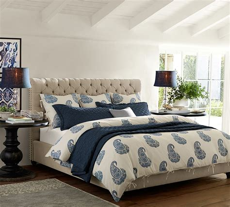 pottery barn master bedroom organize it give your bedroom new for the new year