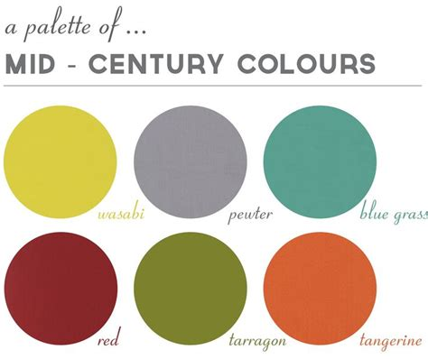 paint colors for mid century modern interior mid century modern mobile home decor ideas