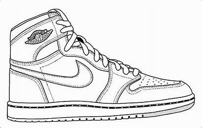Coloring Shoes Pages Kd Printable Sheets Getcolorings