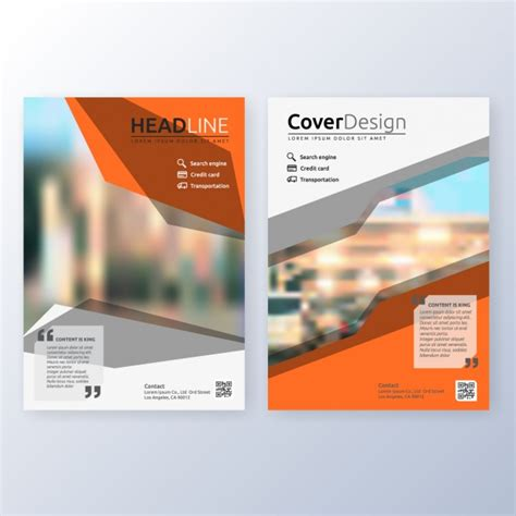 Brochures Templates Free Downloads by Business Brochure Template Vector Free