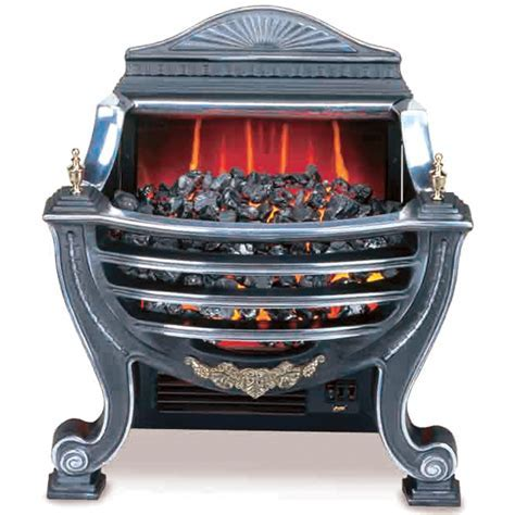Burley Stamford 227 Electric Fire Basket   Flames.co.uk