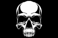 Skull,.vector Hand Drawing,Shirt Designs (Graphic) by Epic ...