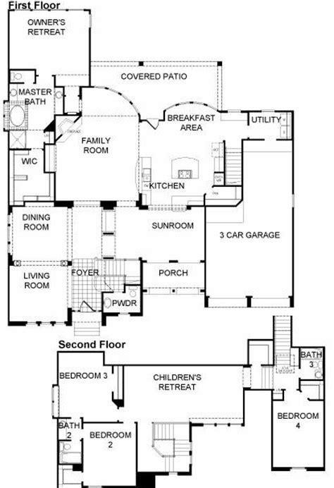 david weekley floor plans houston david weekly floor plansdavid weekly floor plans weekly
