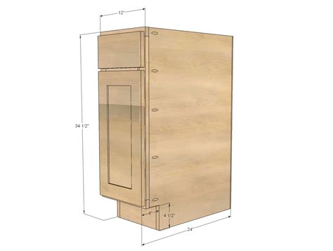 4 Drawer Kitchen Base Cabinet Home Interior
