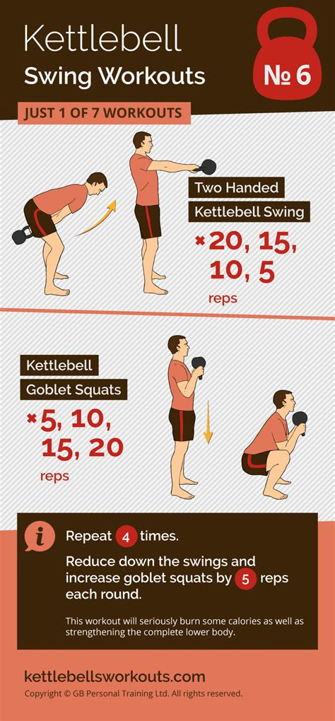 kettlebell swing workouts workout training swings kettlebellsworkouts burn minutes under exercises exercise challenge kettlebells routines fitness ift tt fat healthnaturaladvice