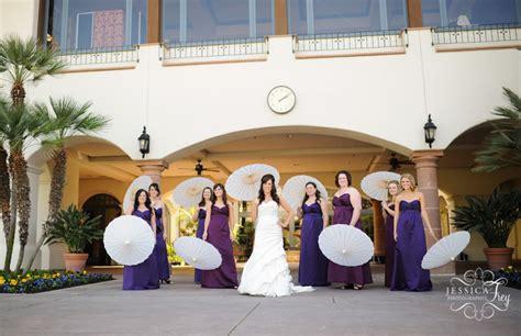 purple blue wedding ideas