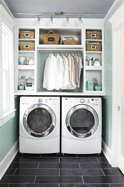 Decorating Ideas For Small Laundry Room by 28 Best Small Laundry Room Design Ideas For 2019