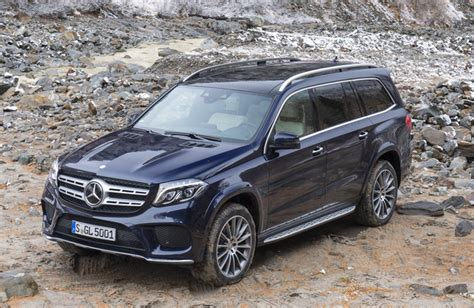 Mercedes Gls Class Picture by 2017 Mercedes Gls Class Pictures Cargurus