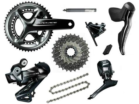 buy shimano dura ace r9170 di2 disc groupset mantel uk