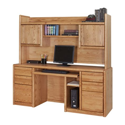 home desk with hutch martin home furnishings contemporary office computer