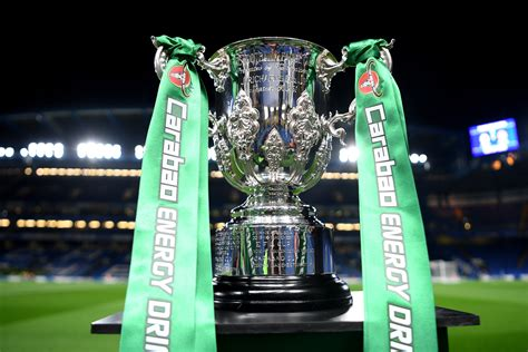 All non-televised Carabao Cup games to be streamed this ...