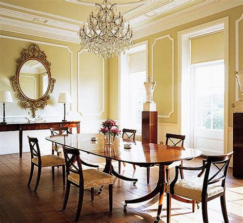 modern ideas  dining room design  classic style