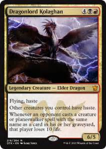dragons of tarkir release notes magic the gathering