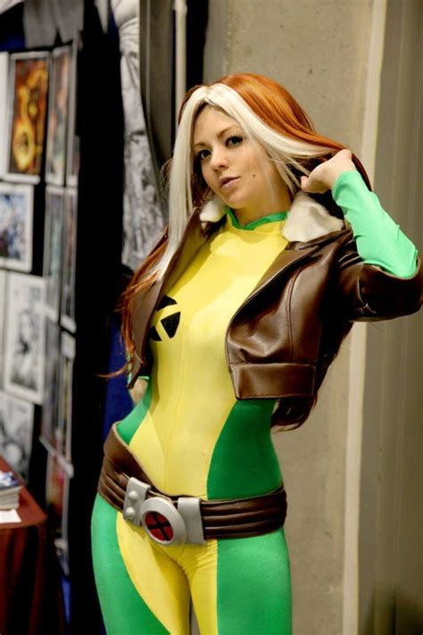 rogue costume cosplay angry week character month xmen marvel alexandra costumes iv vol rouge angryweb july dudeiwantthat comicimpact threw