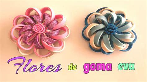 Collection of Hacer Flores De Fomy Medianas Flores