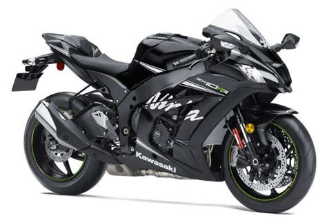 Super-limited Edition Kawasaki Ninja Zx-10rr, Only 1,000