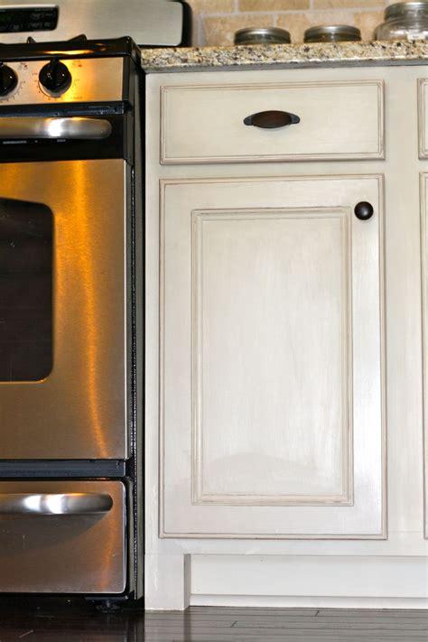 Hometalk  Chalk Painted Kitchen Cabinets