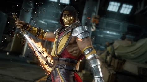 Mortal Kombat 11 Release Date And Platforms