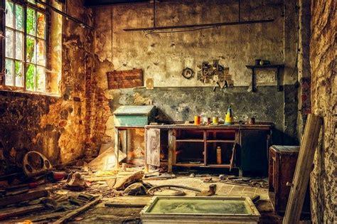 workshop lost places abandoned  photo  pixabay