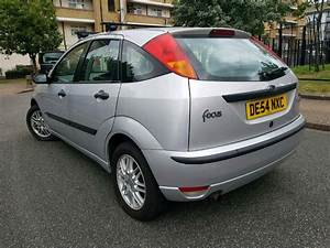 54 Plate Ford Focus 1 6 Lx Manual Petrol Silver   Only  U00a3