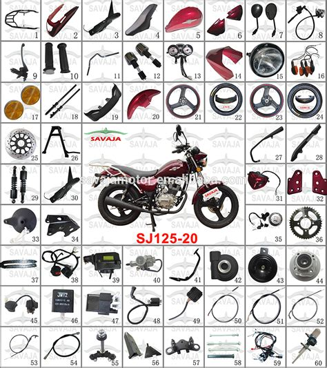 MOTORCYCLE SPARE PARTS FOR DAYUN,FEKON, APSONIC MOTORCYCLE ...