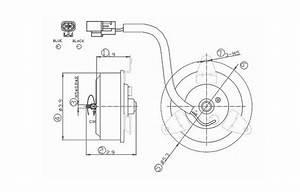 Sell Ac Condenser Radiator Cooling Fan Motor 04