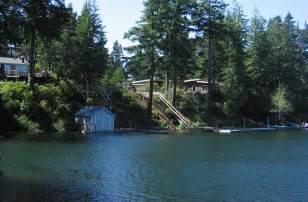 Munsel Lake Florence Oregon