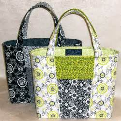 Free Printable Purse Tote Bag Pattern