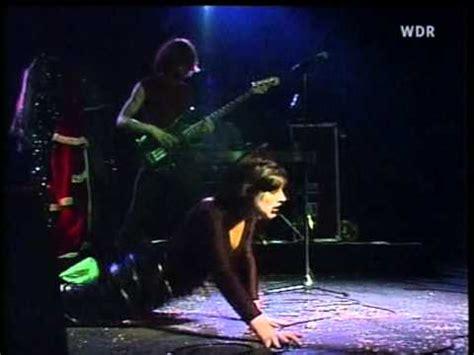 """Nina Hagen  Heiss """"live"""" 1978 Youtube"""